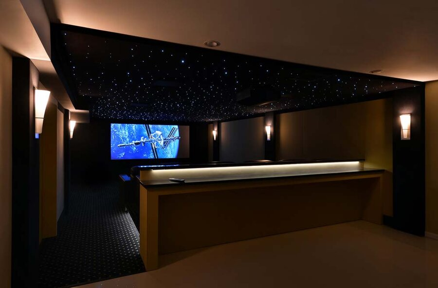 What You Need to Know about Dedicated Home Theater Design