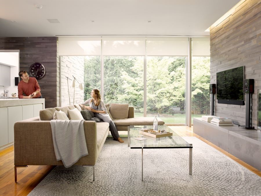 Transform Your Living Space with Savant Motorized Shades