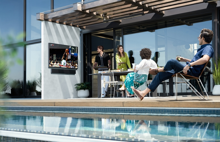5 Reasons Why You Need the Samsung Outdoor TV