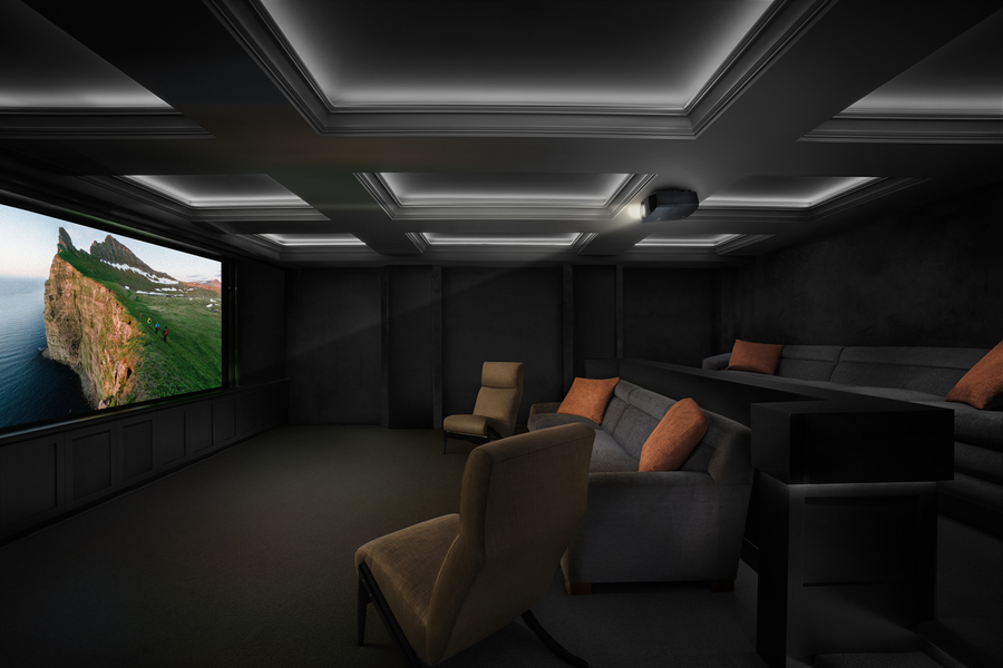 3 Mistakes to Avoid in Your Home Theater Design Project