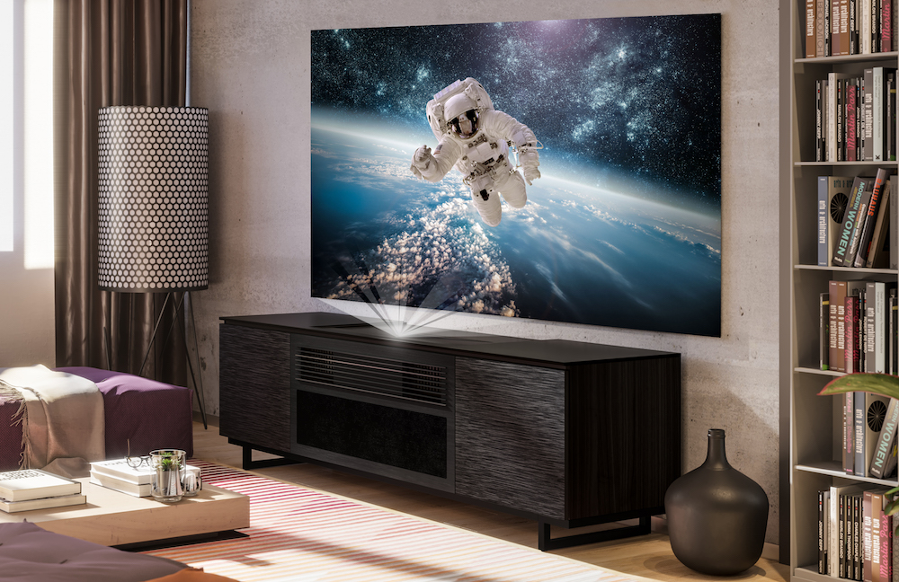 A Visually Stunning Experience for Any Home Theater