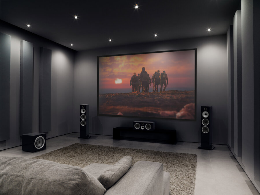Bowers & Wilkins Speakers: The Ultimate in Cinematic Sound
